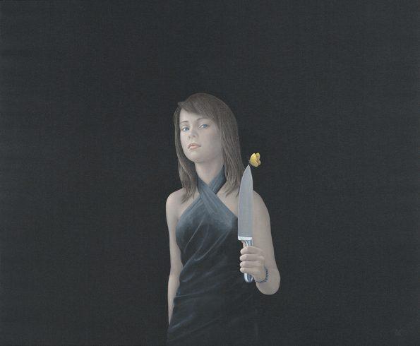 Galería LUCÍA MENDOZA (Madrid): Salustiano, Presente pluscuamperfecto
