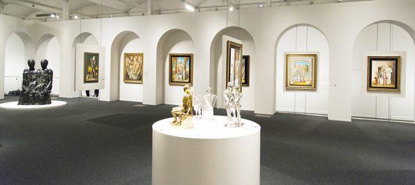 CAIXAFORUM BARCELONA: El mundo de Giorgio de Chirico