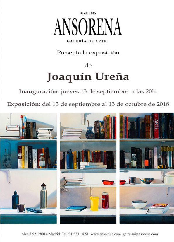 ANSORENA, Galería de arte (Madrid)