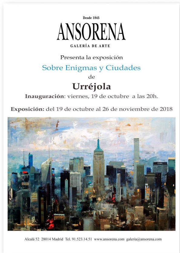 Galeria ANSORENA (Madrid)